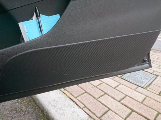ホンダ・シャトルハイブリッド 車のドアの内側の傷・防ぎ方・純正・ドアトリム・感想・値段
