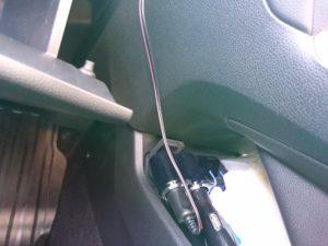 シャトル ドライブレコーダー2