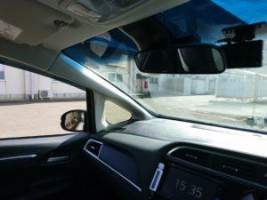 シャトル ドライブレコーダー1