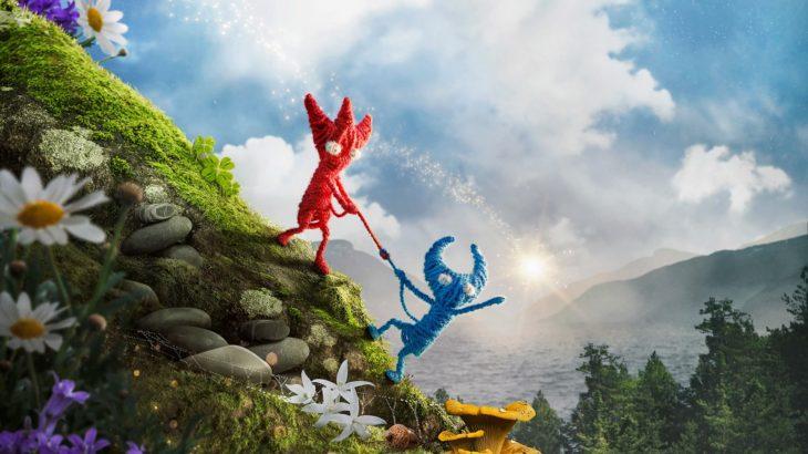 Unravel-TWO プレイ感想・ダウンロード専用ゲーム 毛糸の小人の大冒険