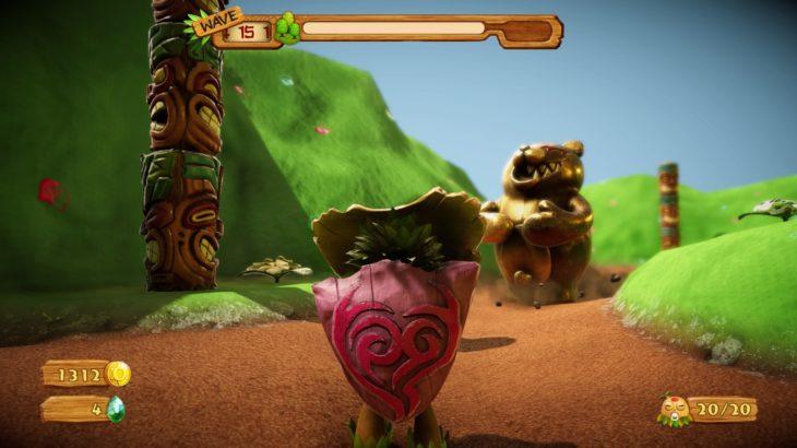 PixelJunk Monsters 2・タワーディフェンス DLC ダンガンロンパパック 感想・情報