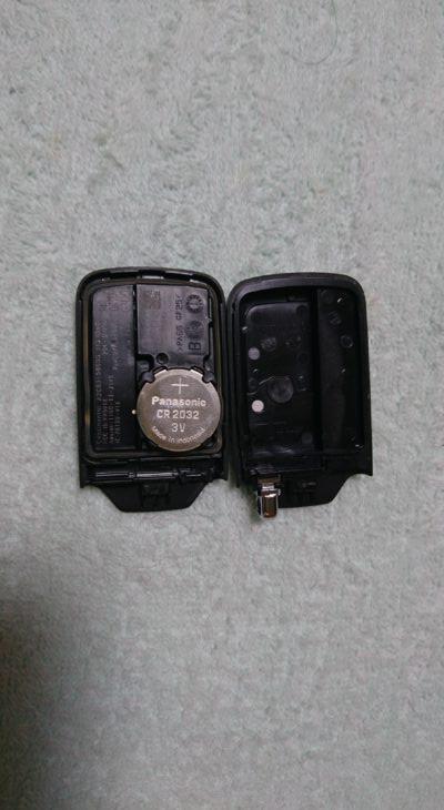 【車の鍵】ホンダスマートキーの電池交換方法【簡単】