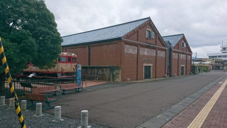 【福井:敦賀】赤レンガ倉庫の3つの魅力・感想。歴史を感じる鉄道模型?お得に見学するには?【観光:おすすめ】