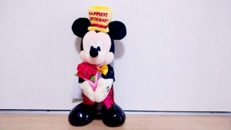 誕生日ディズニー4