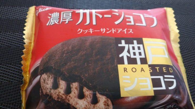 ガトーショコラアイス1