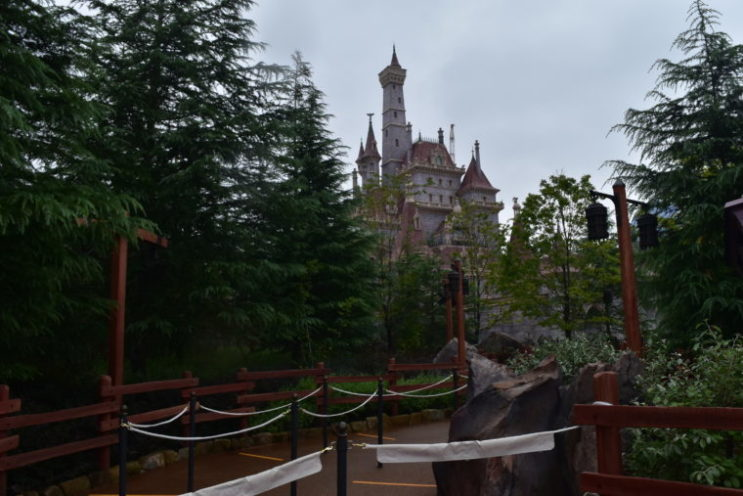 野獣のお城1