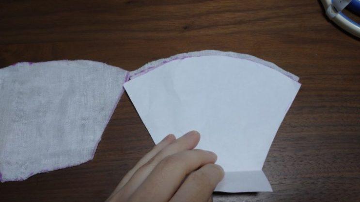 手縫い布マスク6