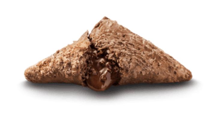 三角チョコパイ2