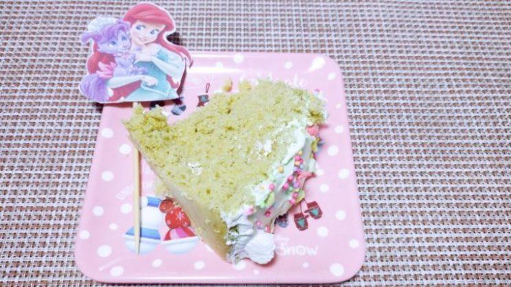アリエルドレスケーキ10